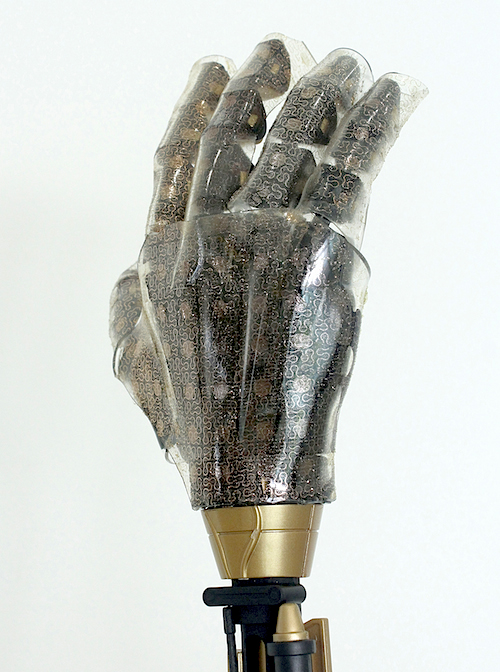 Artificial Prosthetic Skin 1