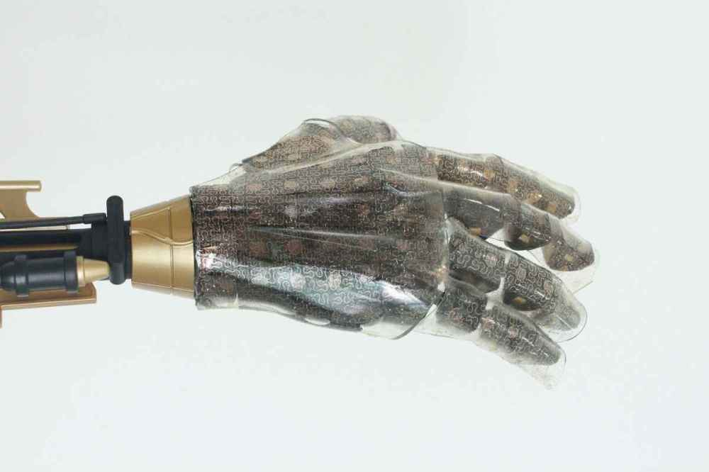 Artificial Prosthetic Skin 4